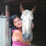 Sally con Patrizia